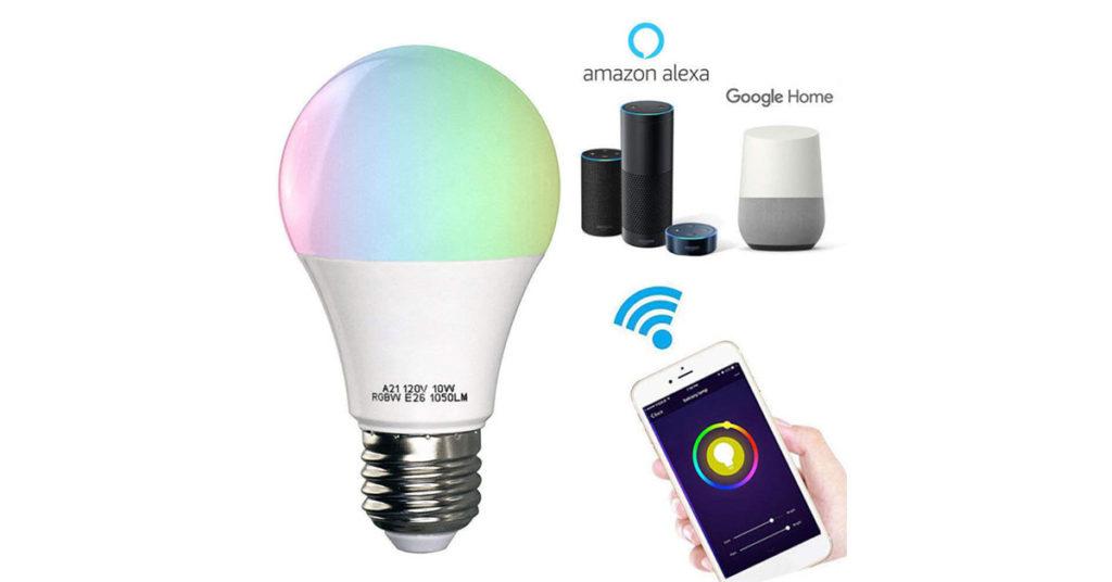 Lampadine e luci led compatibili con Google Home