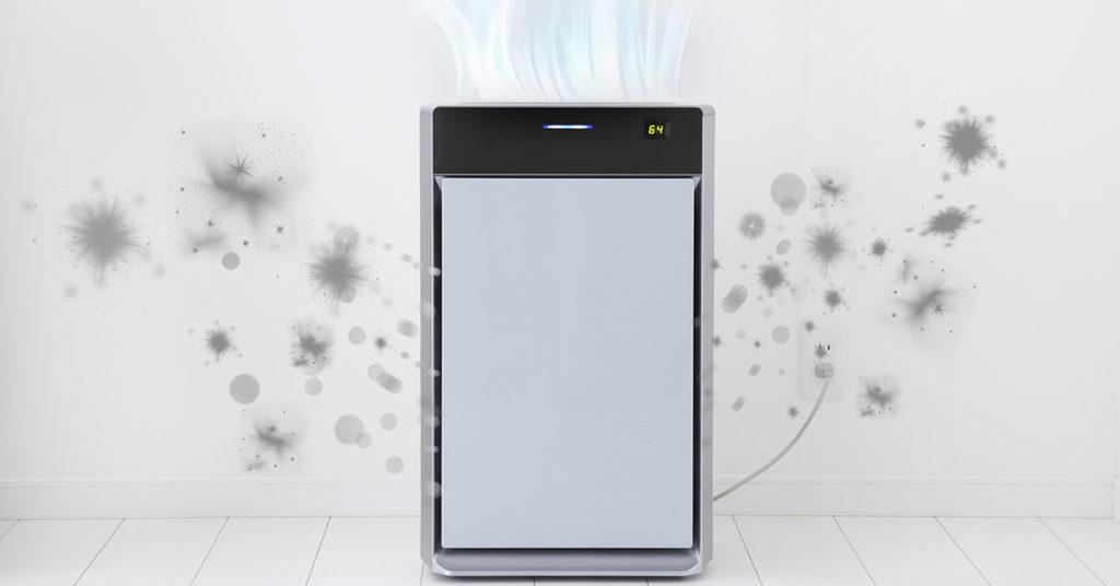 Migliori depuratori aria per la casa