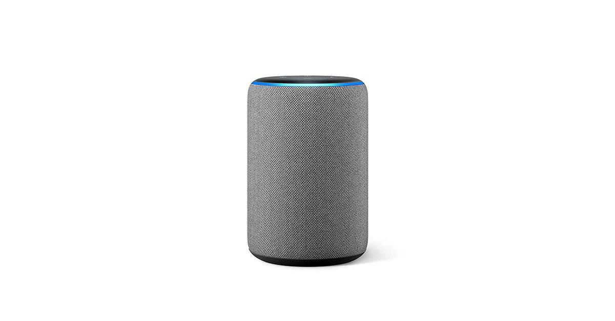 Recensione Amazon Echo 3