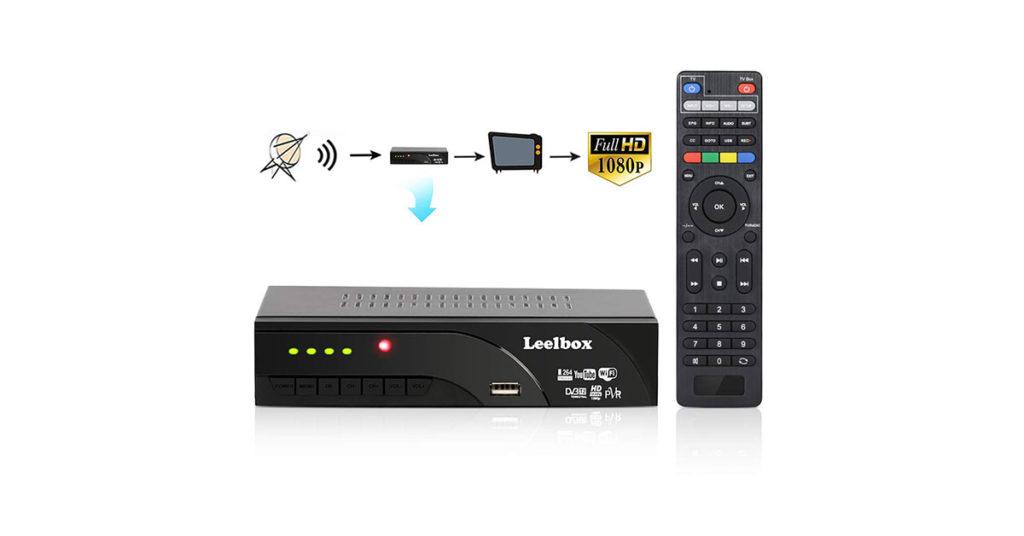 Decoder TV per il nuovo digitale terrestre