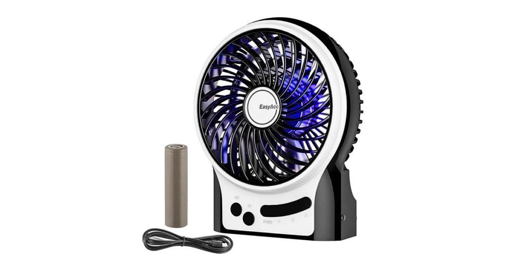 I migliori ventilatori da tavolo
