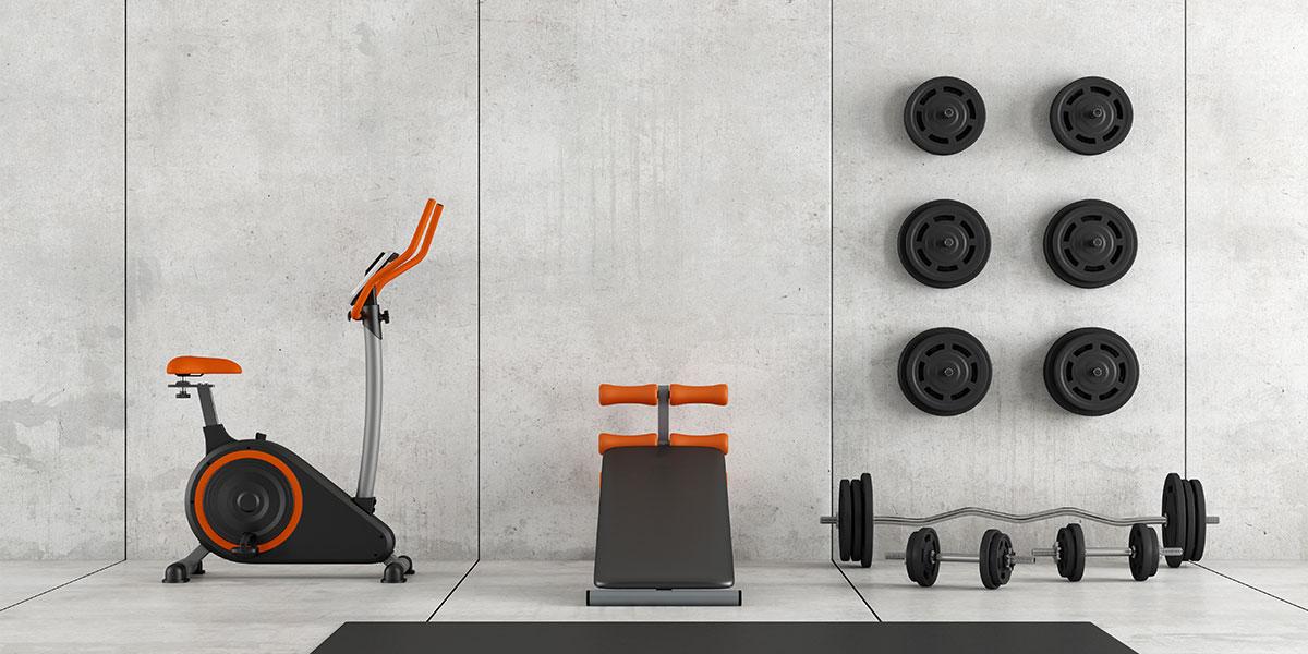 Migliori attrezzi per allenamento in casa