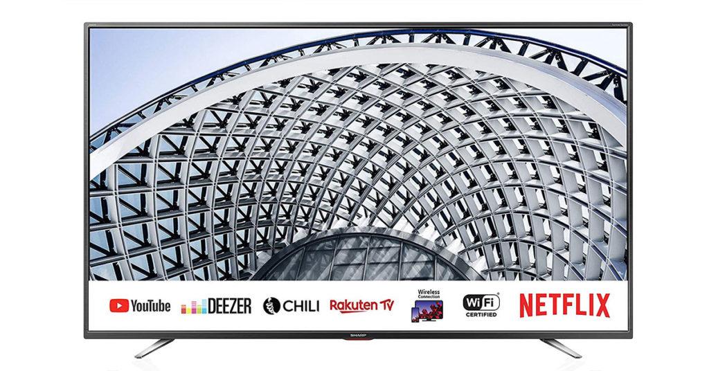 migliori marchi smart tv 40 pollici