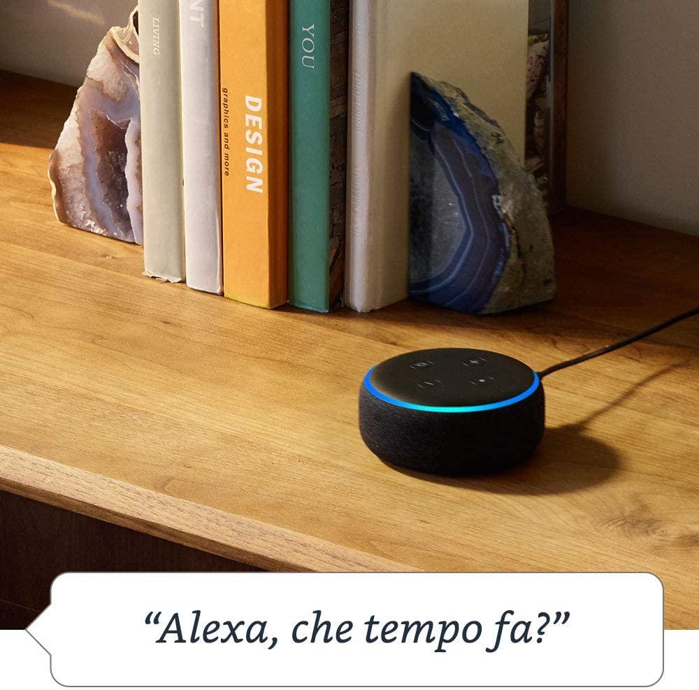 Altoparlante intelligente Echo Dot