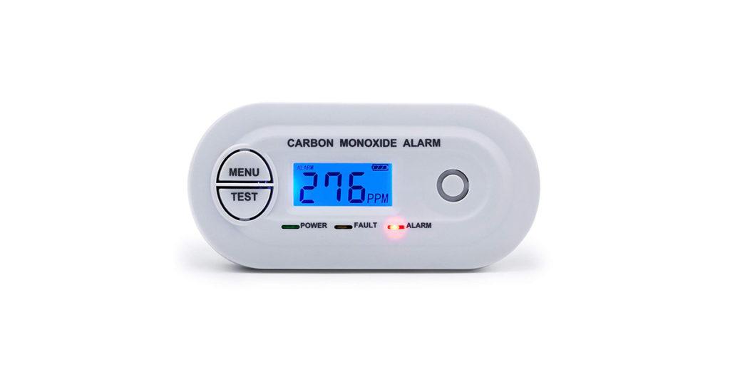 I migliori rilevatori monossido di carbonio