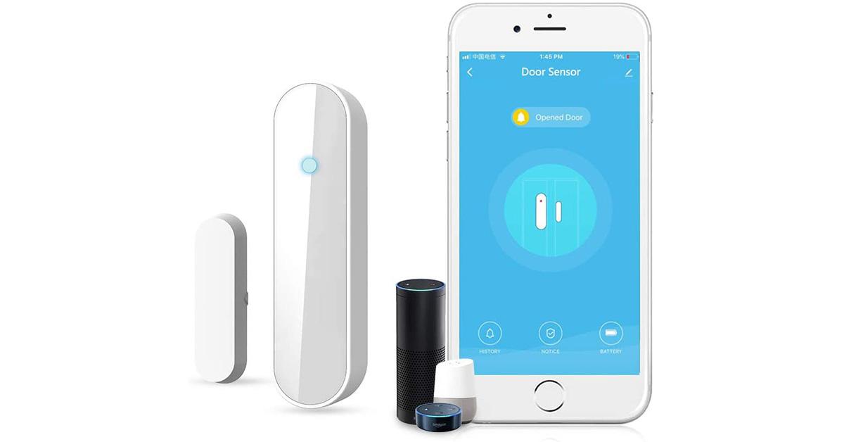Miglior sensore allarme porte e finestre Wifi