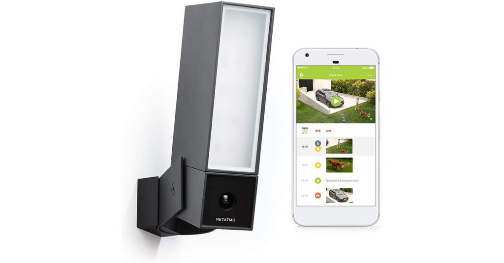 Netatmo NOC01-IT