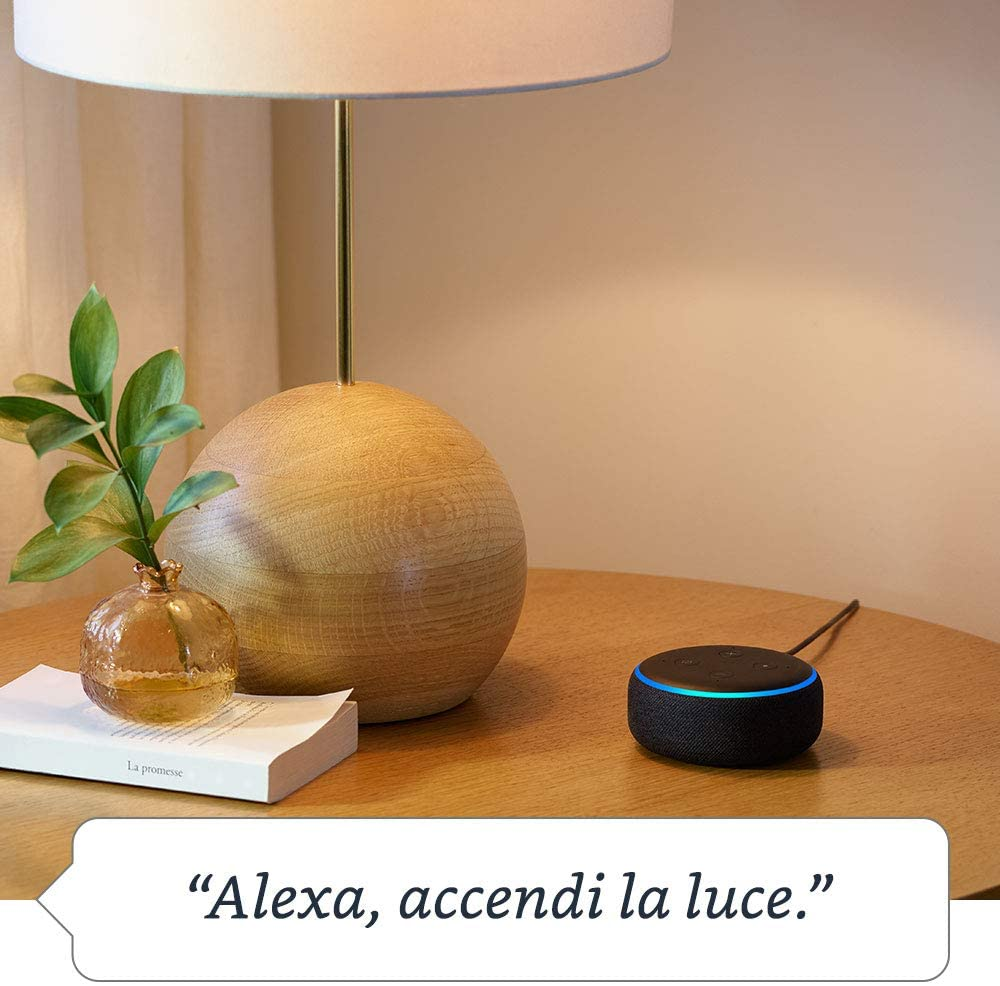 Vantaggi Amazon Echo Dot