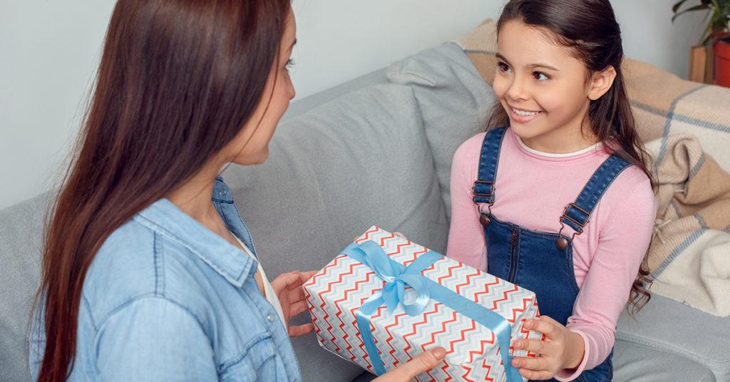 Idea regalo per la fesa della mamma