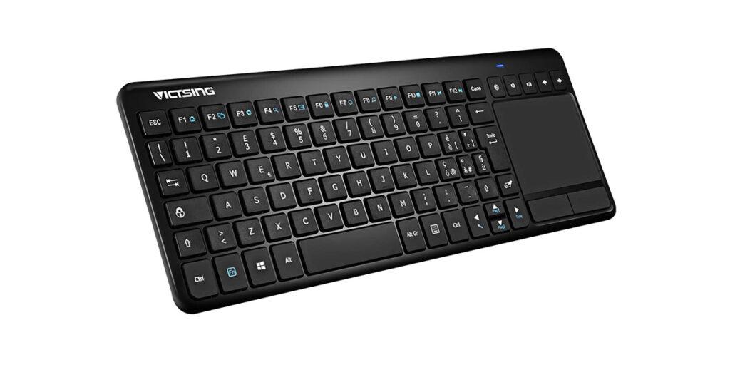 Le migliori tastiere per smart TV