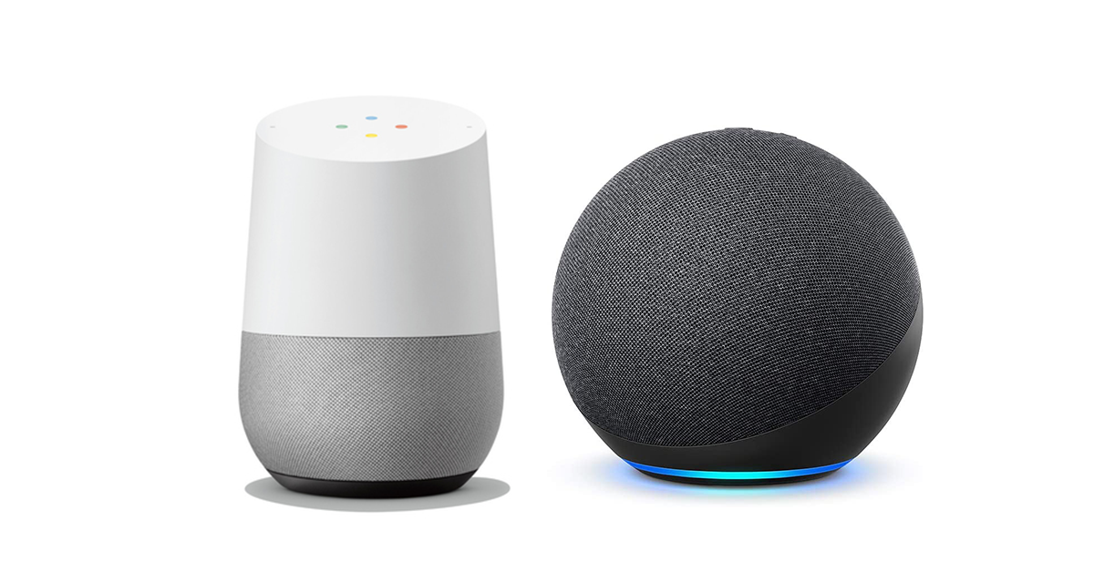 Google home o Alexa amazon Echo?