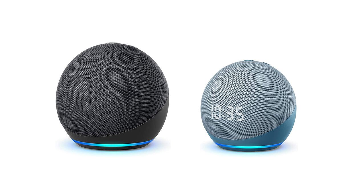 Amazon Echo o Echo dot? Quale acquistare?