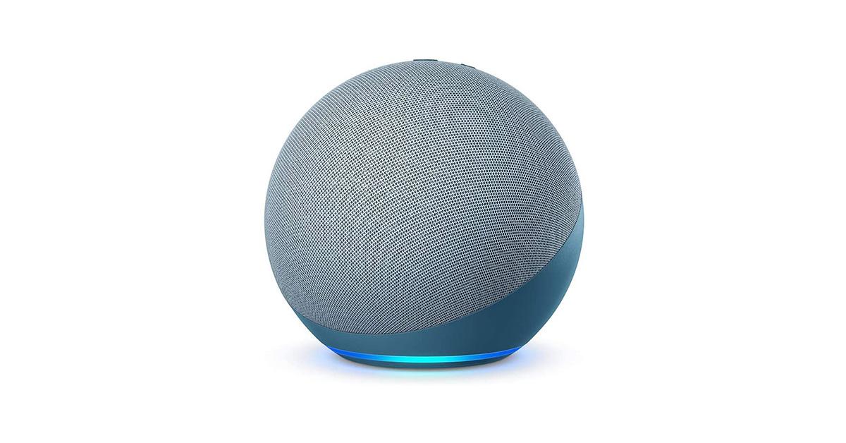 Nuovo Amazon Echo (4ª generazione)