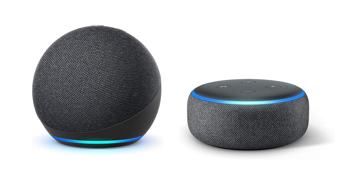 Echo Dot 4 o Echo Dot 3