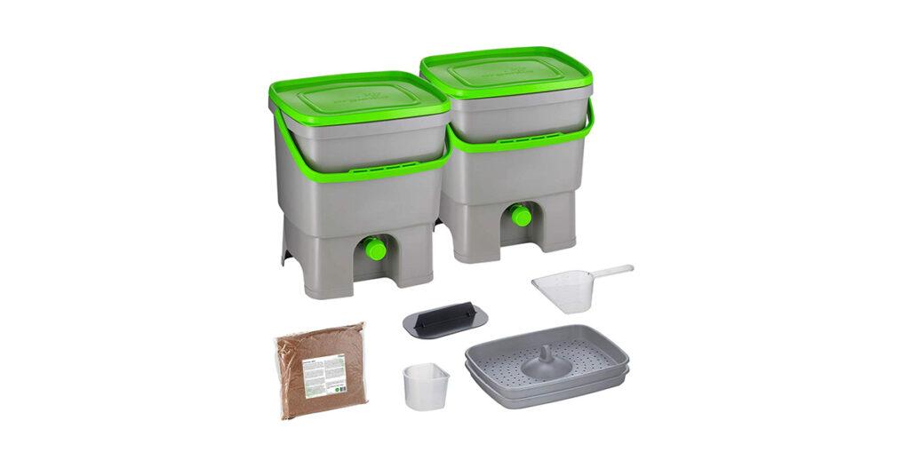 Migliori marche compostiera