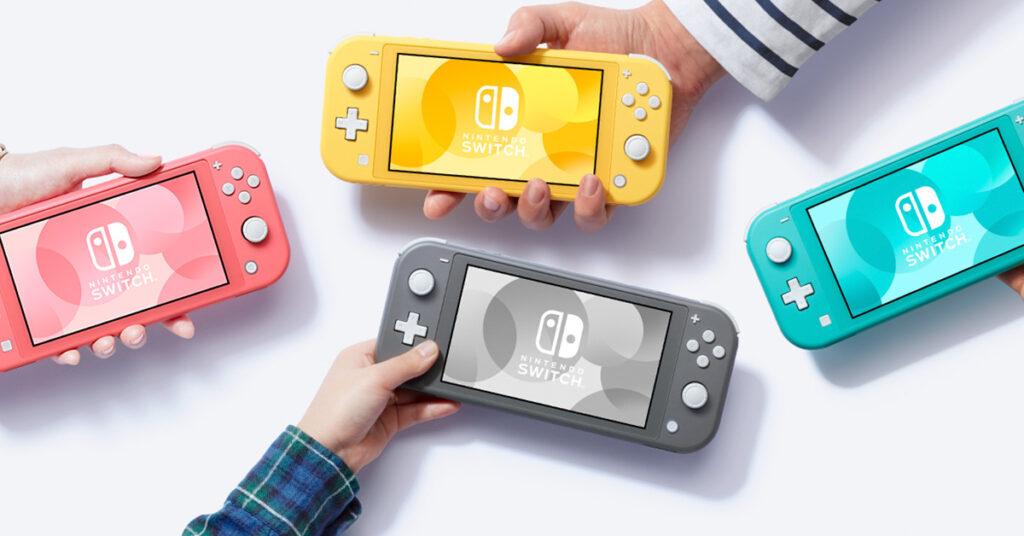 Recensione Nintendo Switch Lite