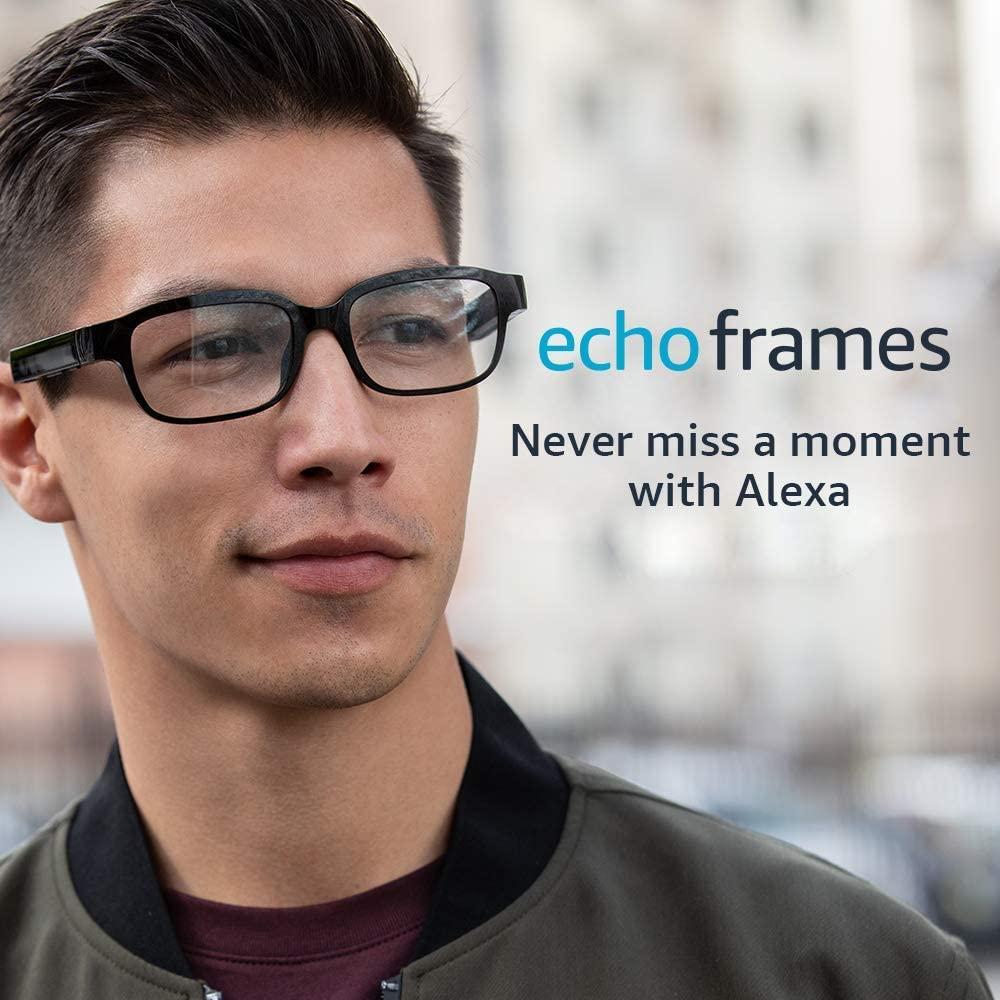Amazon Echo Frame Recensione