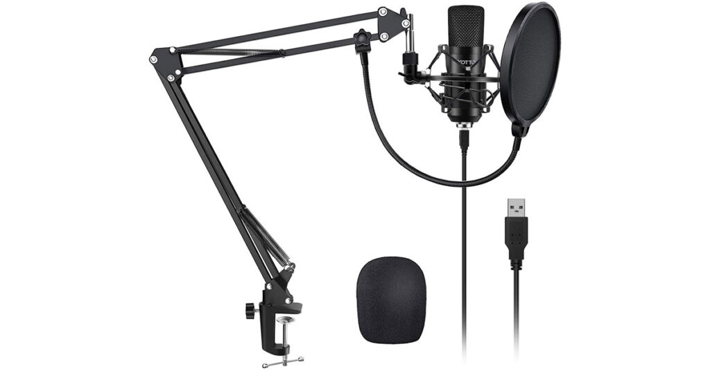 I migliori marchi microfoni a condensatore