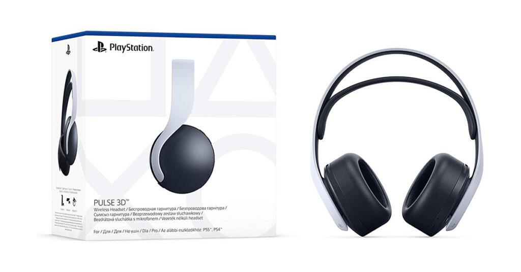 Sony Pulse 3D PlayStation 5