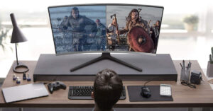 Miglior schermo curvo