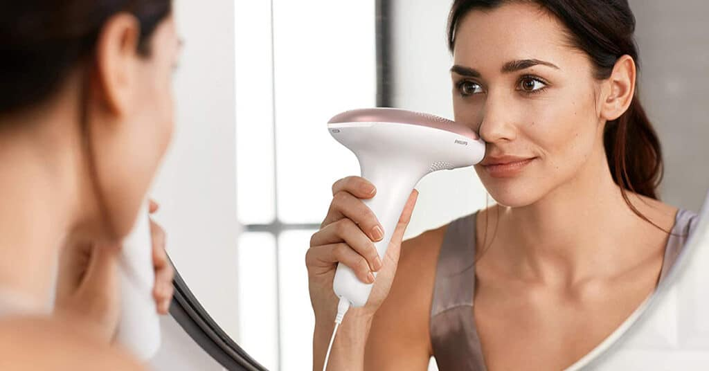 Philips Lumea Advanced IPL Bri 921