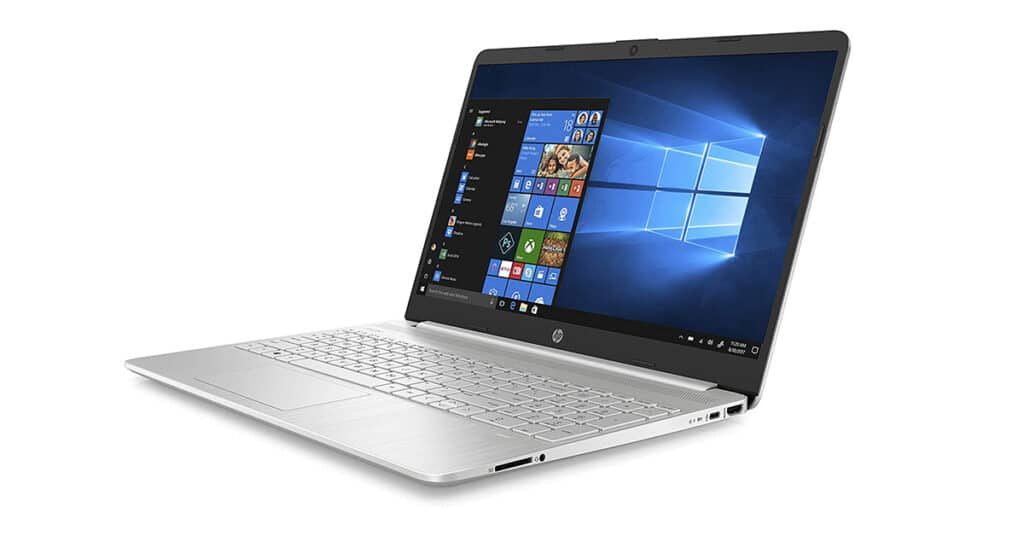 HP – PC 15s-fq1034nl Notebook