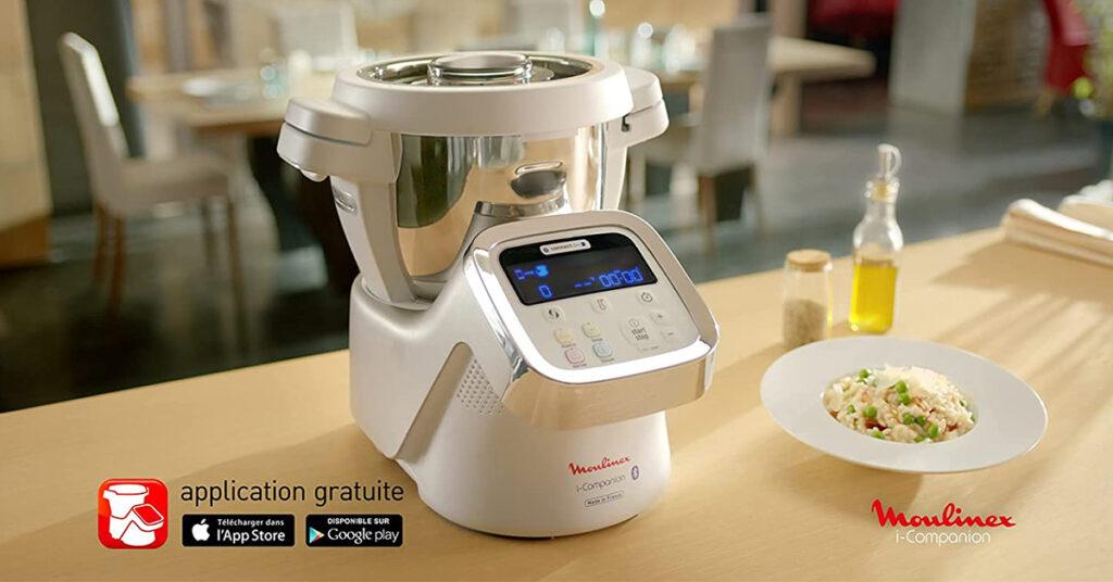 Moulinex HF900110 i-Companion