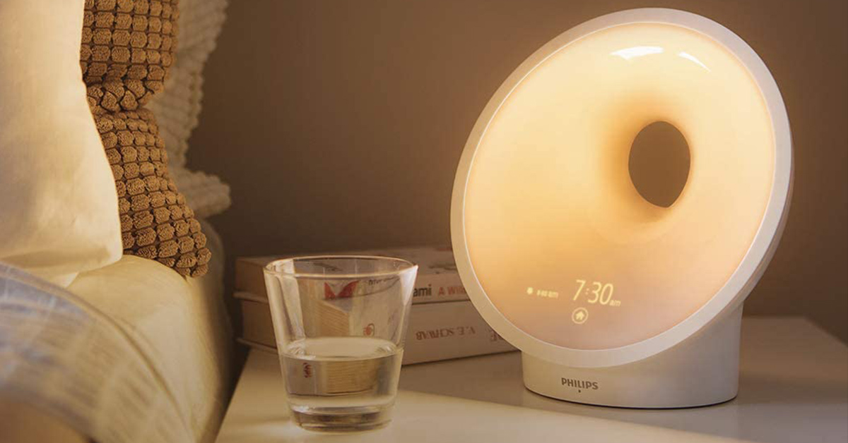 Philips Connected Sleep and Wake-up Light
